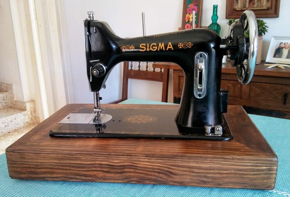 Mueble base para máquina de coser