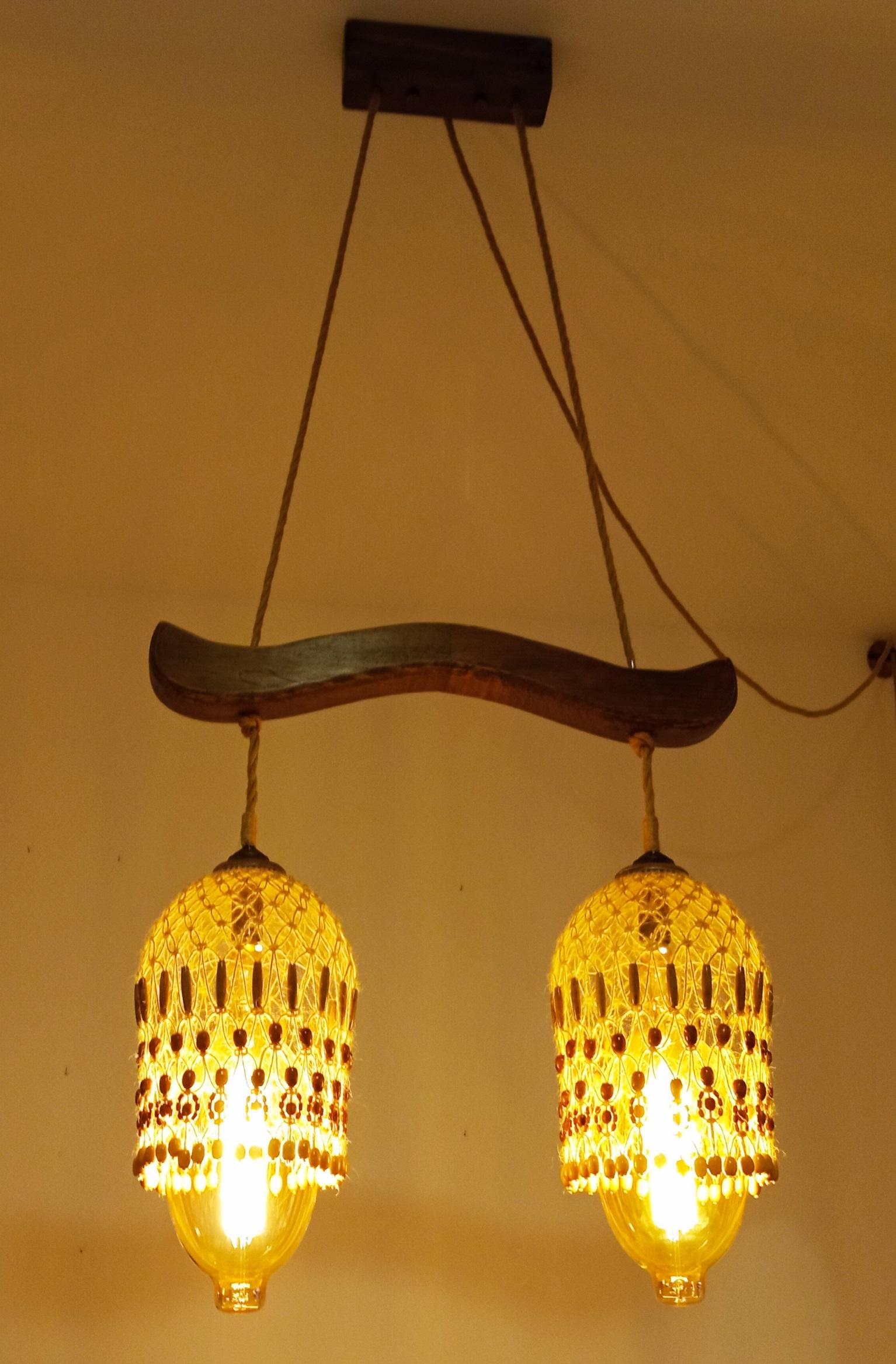 lampara de techo pieza unica